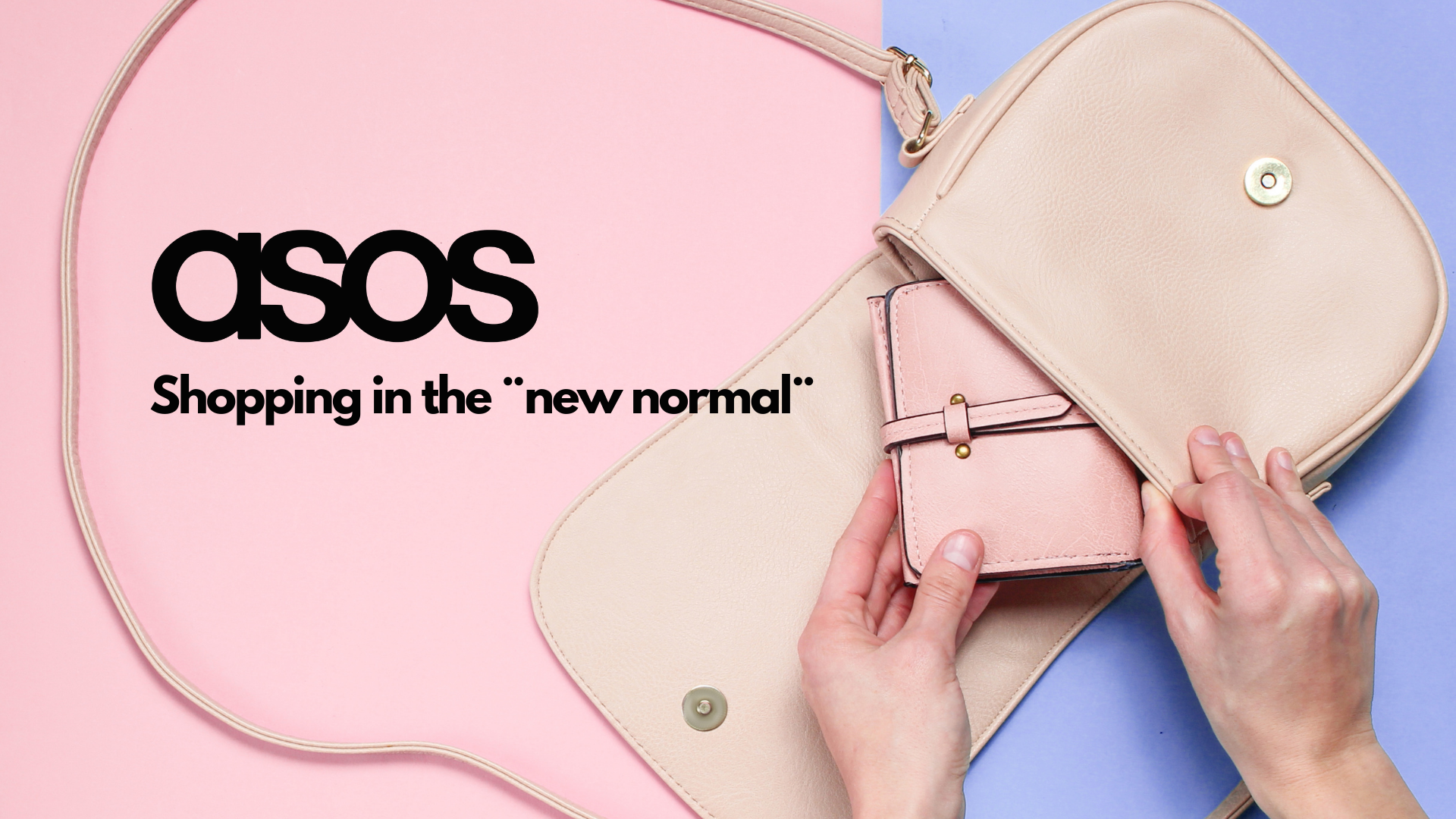 sustainable shopping with ASOS